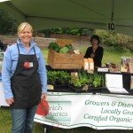 Farmers Heather+Rachel from Saanich Organics