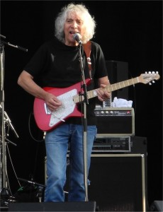 Albert Lee, mainstage performance, Vancouver Island Musicfest 2011