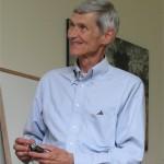 Dennis Klocek at Alderlea Farm