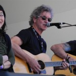 BettySoo + Rodney Crowell, workshop performance, Vancouver Island Musicfest 2011