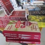 Digging the City on the ALECC book table