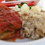 Calgary Farmers Market Cabbage Roll