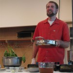 Francois deJong - Nanaimo Foodshare
