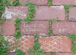 Bricks, Lawrence KS