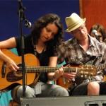 Lucy Kaplansky + Corwin Fox, VIMF 2011