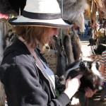 Millarville Farmers Market Skunk Hat