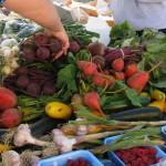 Millarville Farmers Market Vegetables