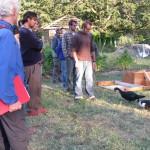 Sweet Earth Farms welcome ducks